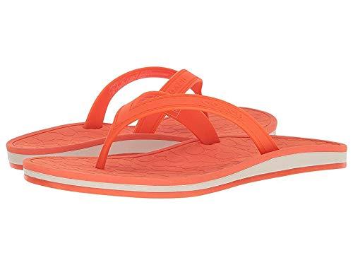 Coach Women's Flip-Flop Coral Rubber 7 M US
