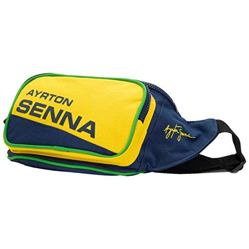 Ayrton Senna Gürteltasche Helm