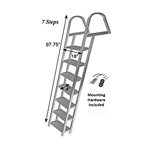 Amazon Com Ash7 7 Step Ladder Sports Amp Outdoors