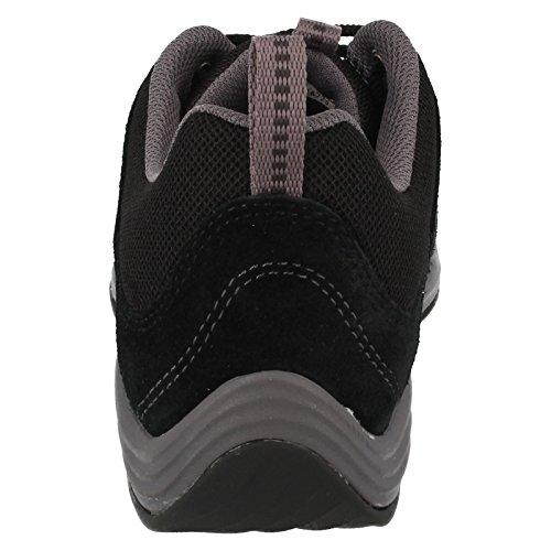 Inwalk Air - Black Suede Black Suede