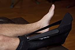 StabilityAce Night Sock for Plantar Fasciitis and Achilles Tendonitis (16\