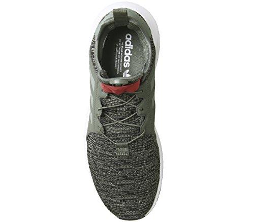 Scarpe Da Ginnastica Adidas Mens X_plr, Verde Verde (stmajo / Stmajo / Rosso)