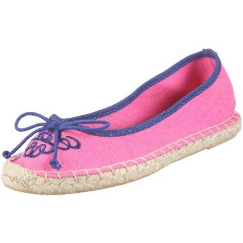 Espania wandelei lino Aqua Bailarinas de Rosa Viva mujer qfanB