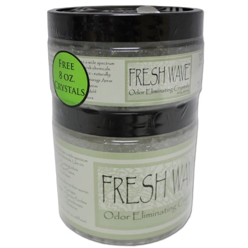 Fresh Wave Odor Eliminating Crystals, 16oz + 8oz Free