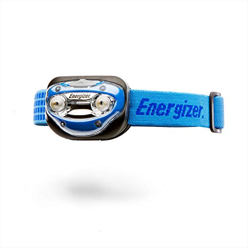 - Energizer HDA32E LED Headlamp with Vision Optics and Two Modes (Batteries Included)