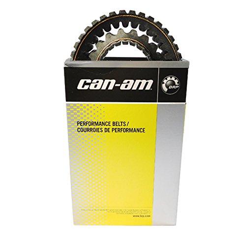Can Am Maverick Trail and Maverick Sport and Sport Max high performance drive belt OEM NEW #422280654