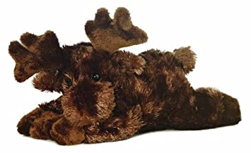 Plush Mini 13293 Maxamoose Flopsie World Aurora Moose8 Toy TFJ1l3ucK