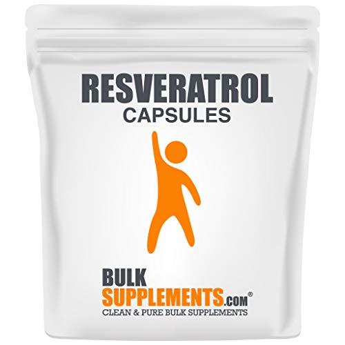BulkSupplements Pure Resveratrol 100