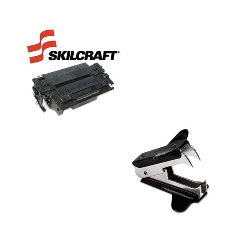KITSKLQ6511AUNV00700 - Value Kit - NIB - NISH 751000NSH0359 Compatible Reman Q6511A 11A Toner (SKLQ6511A) and Universal Jaw Style Staple Remover (UNV00700)