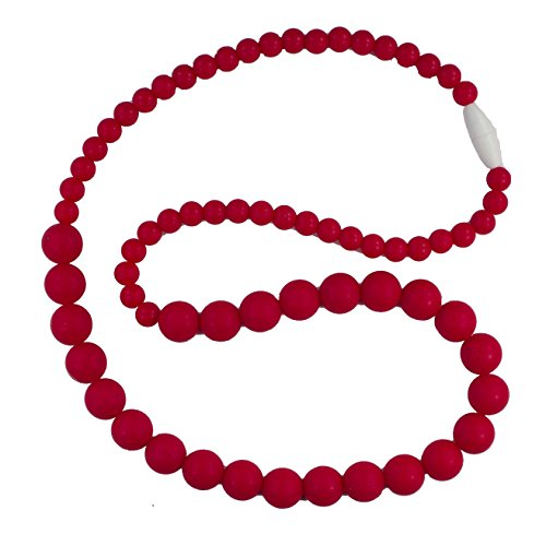 Silicone Teething Necklace Mom Wear