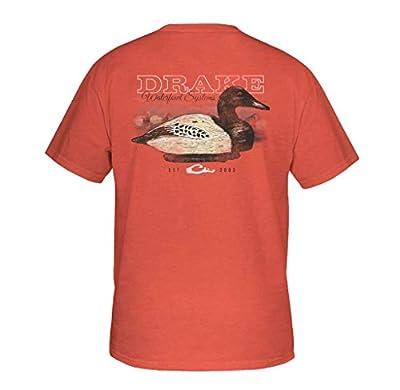 Drake Youth Canvasback Wood Decoy Short Sleeve T-Shirt