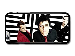 Accessories Green Day Punk Rock Band Line Pattern Background Iphone 4/4S