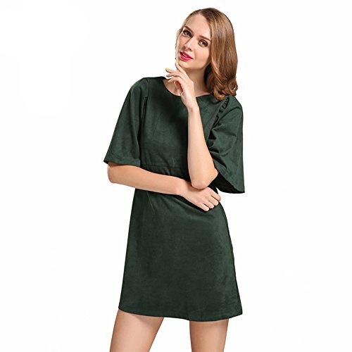Zip Sleeve Dress - 9