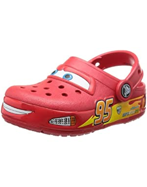Kids 15263 Cars Light-Up Clog (Toddler/Little Kid)