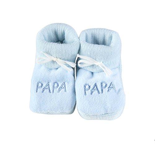 Aletas de dormir para bebés algodón Bleu Bleu Talla:recién nacido Bleu Bleu