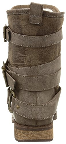 Kaporal Ricky - Botas Mujer Marrón (marron)