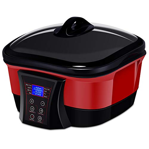 8 in 1 multicooker - 1