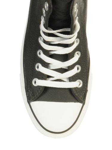 Unisex nero Chuck nero Nero Adulte Hi Star Converse Mono Taylor All Leather Sneaker UwqzHT