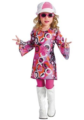 Toddler Feelin' Groovy Costume - 3T-4T - Toddler Feelin Groovy Dress