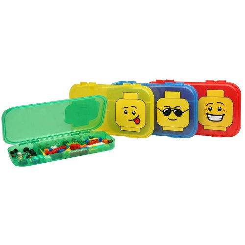LEGO City MiniFigure Storage Case