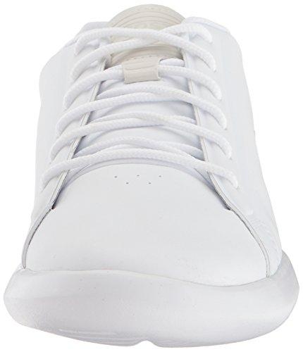 Lacoste Heren Avantor Sneakers Wit / Gebroken Wit Synthetische