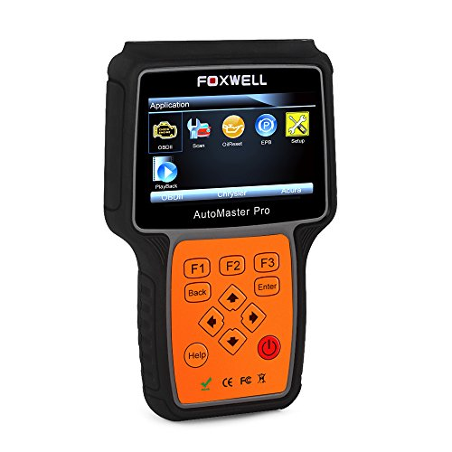 FOXWELL Diagnostic Automotive Transmission Functions