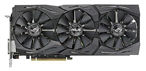 ASUS ROG-STRIX-GTX1080TI-11G-GAMING GeForce GTX 1080 Ti 11GB ...