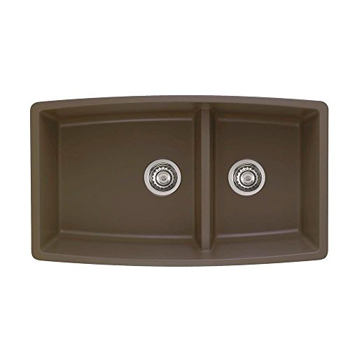 Blanco 441313 Performa 1.75 Bowl Sink, Café ()