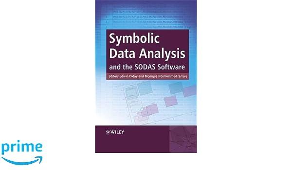 Amazon Symbolic Data Analysis And The Sodas Software