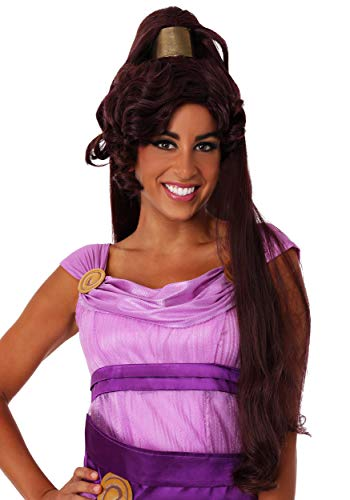 Disney Hercules Megara Women's Wig Standard -