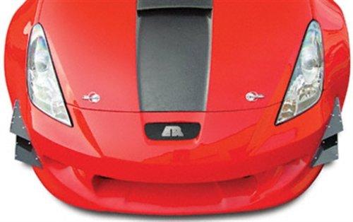 APR Performance AB-200400 Front Bumper Canard Set (Apr Front Bumper Carbon)