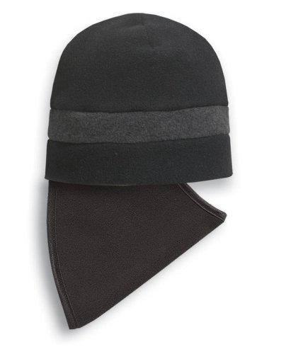b6c63118a8b Amazon.com  Seirus Innovation Men s Fleece Strip Quick Draw Hat ...