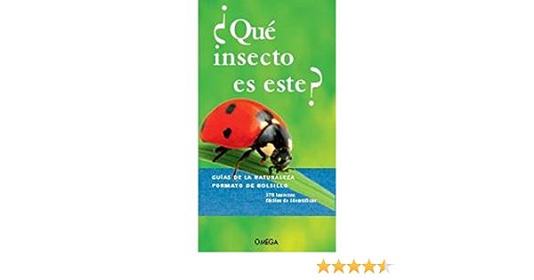 Qué Insecto Es Este? (GUIAS DEL NATURALISTA): Amazon.es: BELLMANN, HEIKO, NIETO SILVA, EVA: Libros