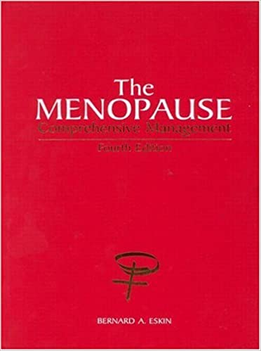 Book The Menopause: Comprehensive Management, Fourth Edition