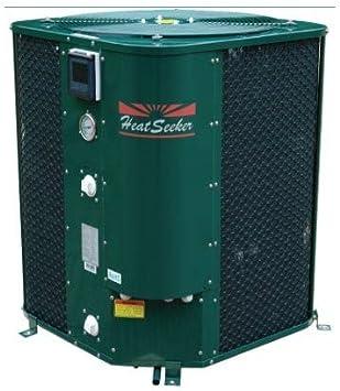 Plastica Heatseeker - Bomba de calor para piscina, 17 kW