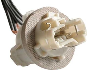 Amazon Com Ford Stop Tail Light Socket Assembly 3057 3157