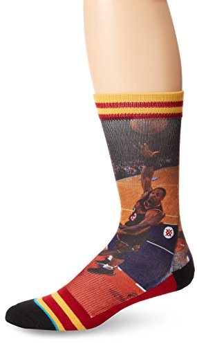 Stance Alonzo Mourning Miami Socks