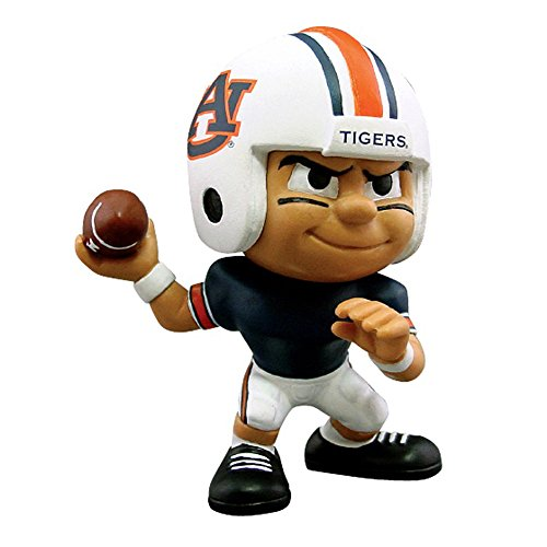 Auburn Tigers Official NCAA Lil Teammates NCAA Quarterback Series 2 Toy Figure by Party Animal Inc by Party Animal