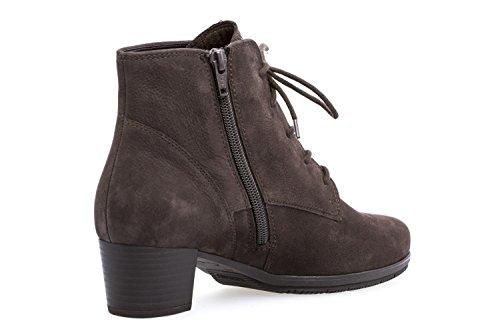 Übergrößen Damen in Braun Schuhe Stiefeletten Gabor A7g0pXw