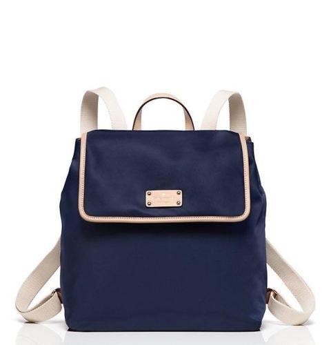 Kate Spade New York Kennedy Park Neko Backpack Blue by Kate Spade New York