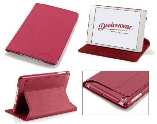 slim-ipad-mini-case-the-ridge-by-devicewear-red-vegan-leather-ipad-mini-case-with-six-position-flip-