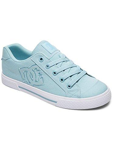 DC Shoes Chelsea TX - Shoes - Baskets - Femme - US 8.5/UK 6.5/EU 40 - Bleu J4hJ2qgnE