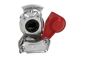 Cofan 229311021 - Cabezas de acoplamiento estándar (16/150) color rojo