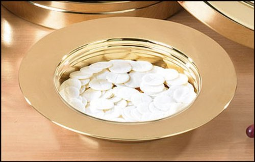 Stacking Bread Plate-Brss - Bread Stacking Plate