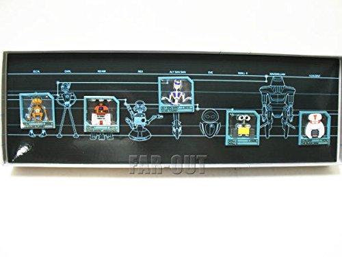 お得セット ディズニー ロボット ディズニー ピンズ ロボット 5点 B07CLL7WLF ボックス入りセット B07CLL7WLF, らくらくエコショップ:21ead7b3 --- martinemoeykens.com
