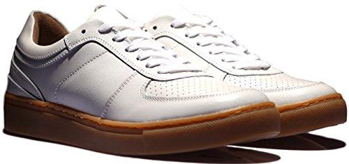 Blacklabel Pp2013 Prime Handgjorda Sneakers Vit