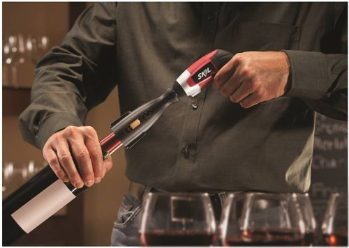 SKIL 2354-10 iXO Vivo Power Screwdriver with Wine Opener Attachment by Skil (Image #2)