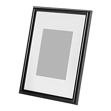 Amazon.com: IKEA MARIETORP Frame 8 1/4x11 3/4 BLACK Photo Holders (1 ...