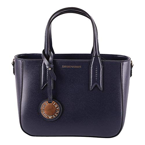 Armani Frida BLUE Emporio MIDNIGHT main porté collection pour femme Sac wxOHqt