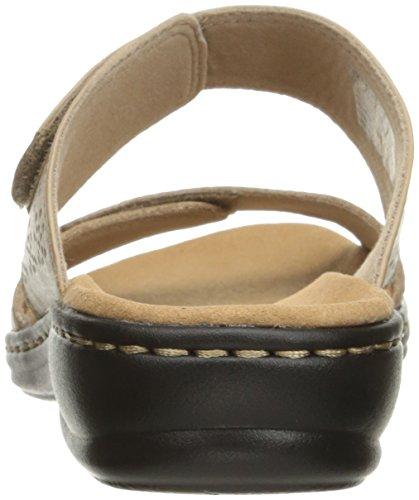 Sand Clarks Leather Women's Sandals Lacole Leisa pwaIxwq